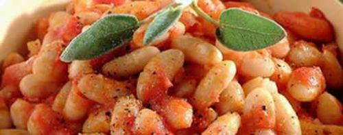 I fagioli all'uccelletto
